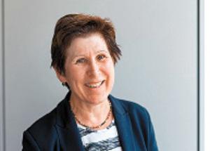 """""""In der Geriatrie ist Sarkopenie ein klassisches Syndrom. Die Hälfte der 80-Jährigen ist betroffen"""", so Monika Lechleitner (Ärztl. Direktorin, LKH Hochzirl)."""