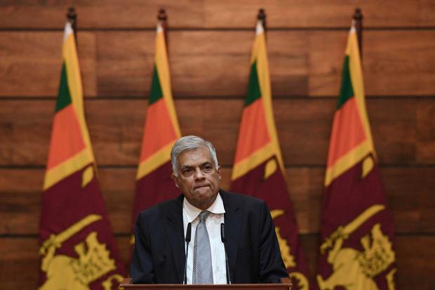 Premierminister Ranil Wickremesinghe bestätigte, dass der Polizei die Anschlagspläne bekannt gewesen seien, sie habe jedoch nicht gehandelt.