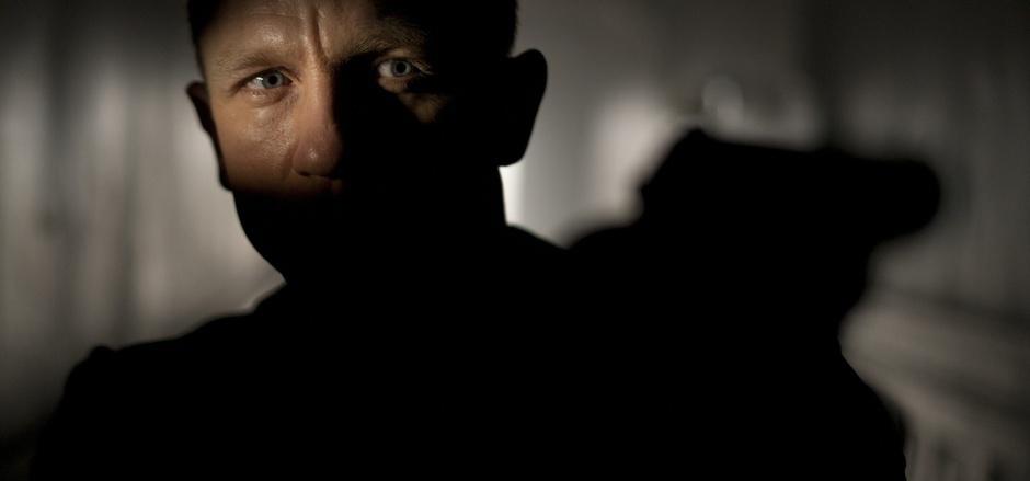 "Daniel Craig als James Bond in ""Skyfall"" (Archivbild)."