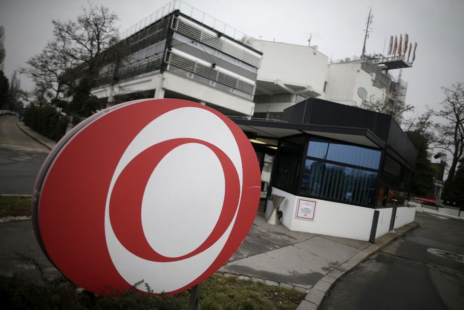 Das ORF-Zentrum am Küniglberg.