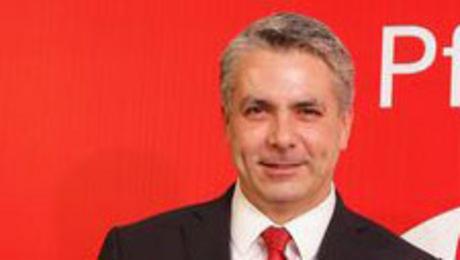 Chef der Erste Bank Österreich wird Peter Bosek.