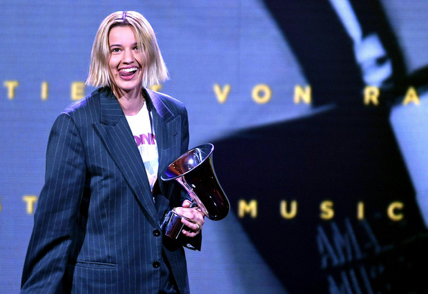 Mavi Phoenix gewann den FM4-Award.