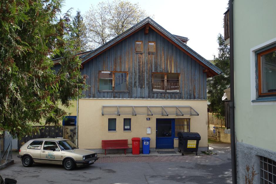 """Ein """"Träger der Kinder- und Jugendhilfe"""" soll im Haus in der Telfer Bahnhofstraße einziehen."""