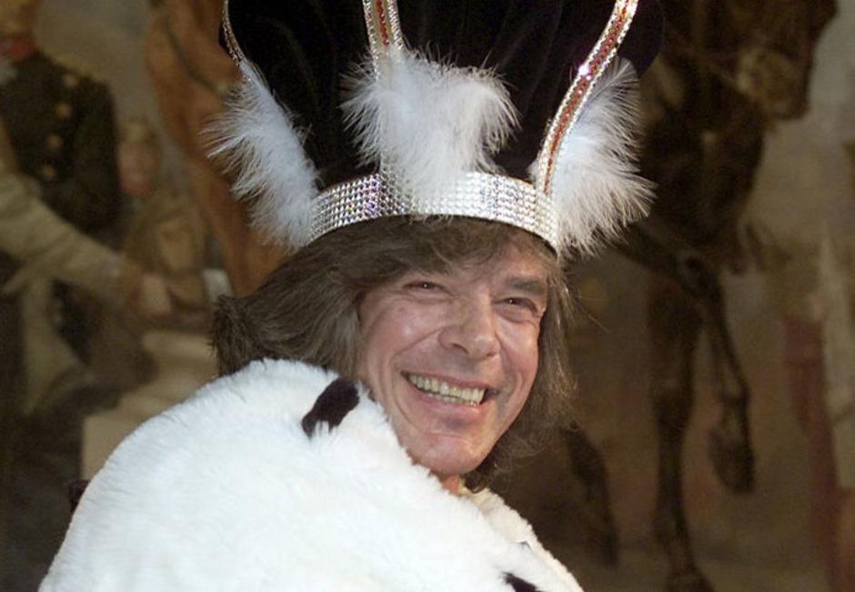 """Der selbst ernannte """"König von Mallorca"""" begrüßt es, wenn auf seiner Lieblingsinsel weniger besoffen herumgetorkelt wird."""