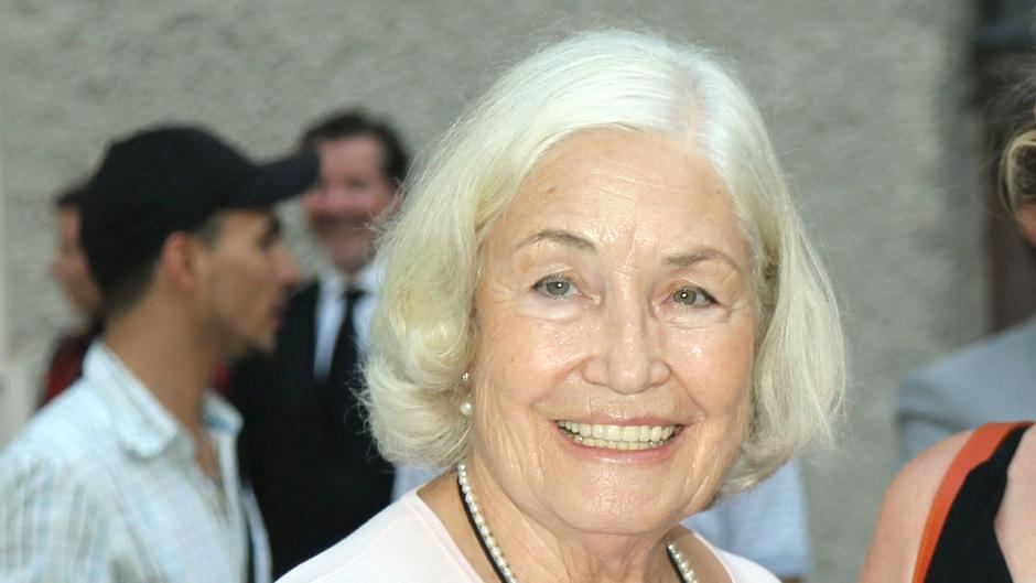 Ellen Schwiers verstarb nach langer schwerer Krankheit.