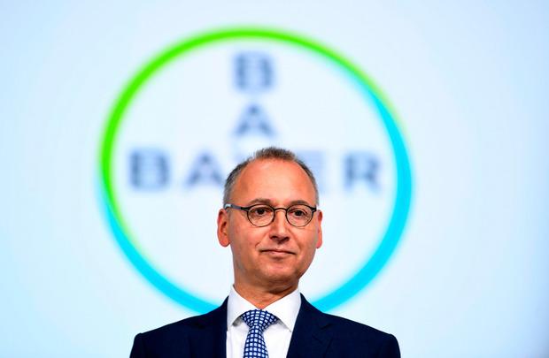 Bayer-Chef Werner Baumann.