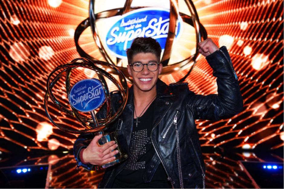 """Davin Herbrüggen ist """"Deutschlands Superstar 2019""""."""