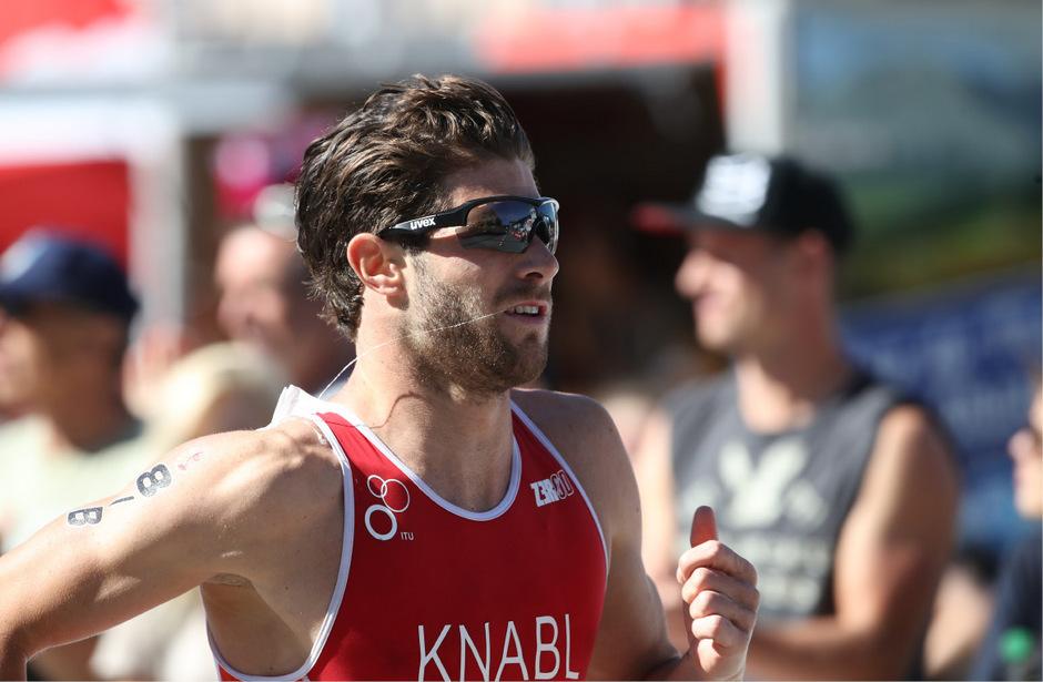 Tirols Triathlon-Aushängeschild Alois Knabl.