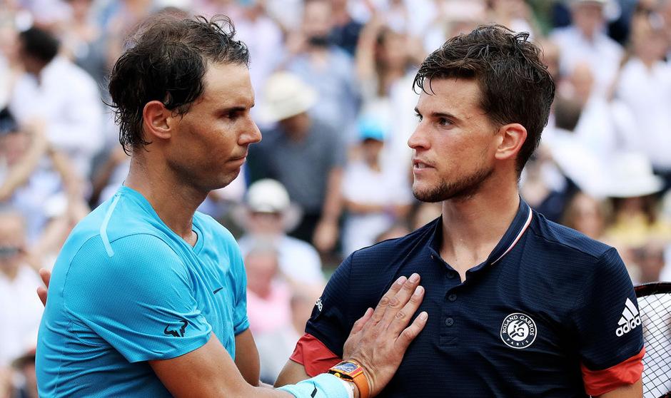 Im Vorjahr musste Thiem Nadal im French-Open-Finale den Vortritt lassen. Der nächste Angriff auf den Paris-Thron erfolgt heuer.