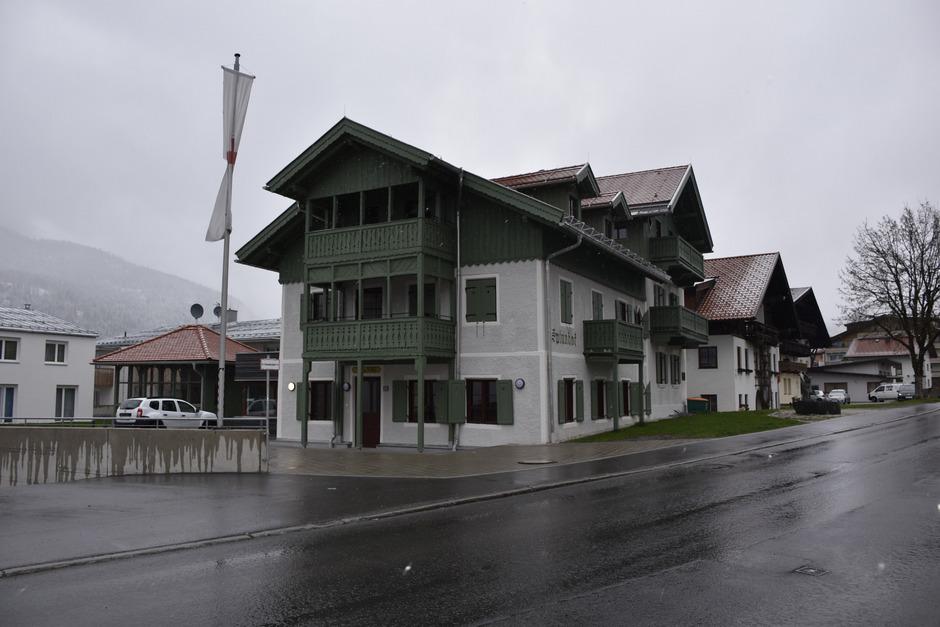 """Das Ehrwalder Heimatmuseum soll im Parterre des renovierten """"Spinnhofs"""" am Kende-Areal mit einem modernen Konzept realisiert werden."""