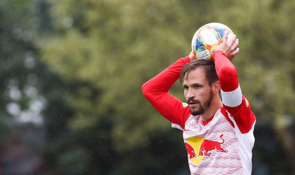 Andreas Ulmer ist für Salzburg im Cup-Finale nicht am Ball.