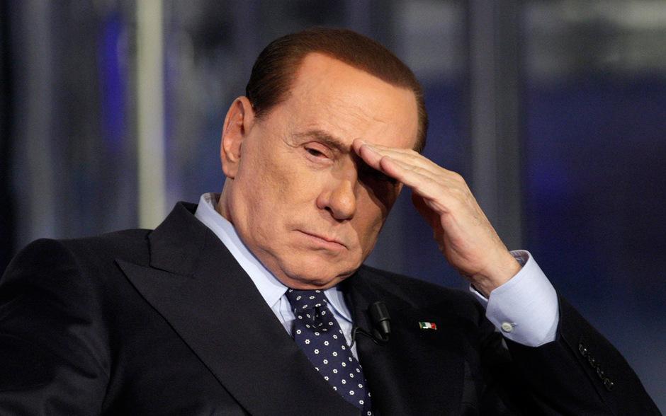Italiens Ex-Premier Silvio Berlusconi.