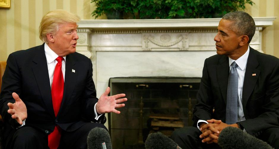 Barack Obama will mit seiner Frau eine Netflix-Serie über seinen Nachfolger Donald Trump drehen.