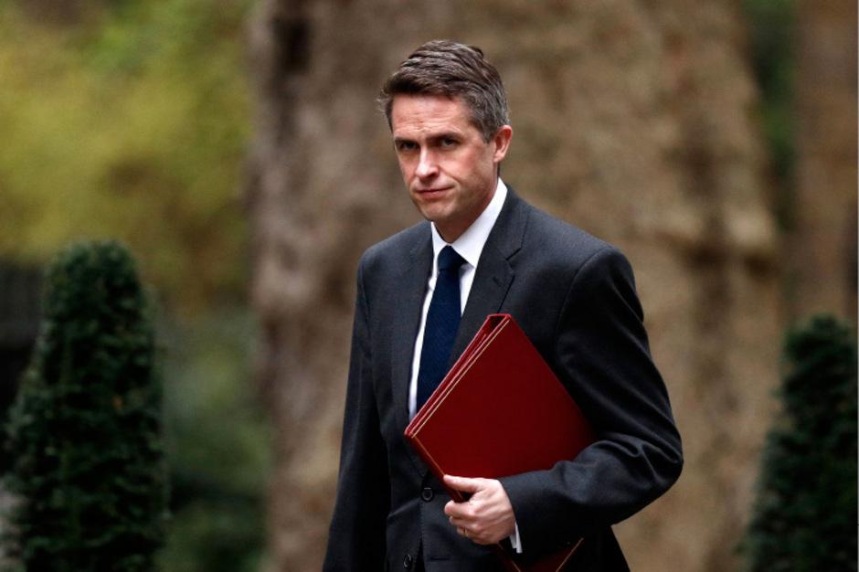 Gavin Williamson soll sensible Informationen aus einem Treffen des nationalen Sicherheitsrats an die Presse weitergegeben haben.