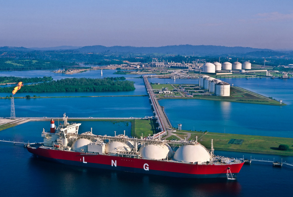 Der Gastransport per Pipeline gilt als umweltschonender.