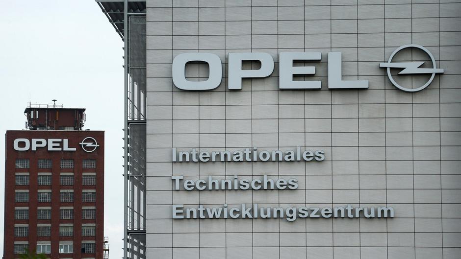 Opel und sein französischer Mutterkonzern PSA wollen sich an einem europäischen Batteriezellkonsortium beteiligen. .