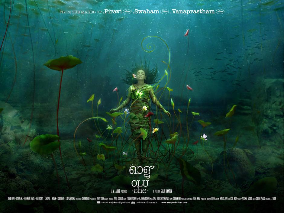 """Shaji N. Karuns """"Olu – Sie"""" wird das 28. Filmfestival Innsbruck am 28. Mai eröffnen."""