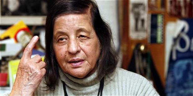 Marta Rodríguez dokumentierte die Unterdrückung in Kolumbien.