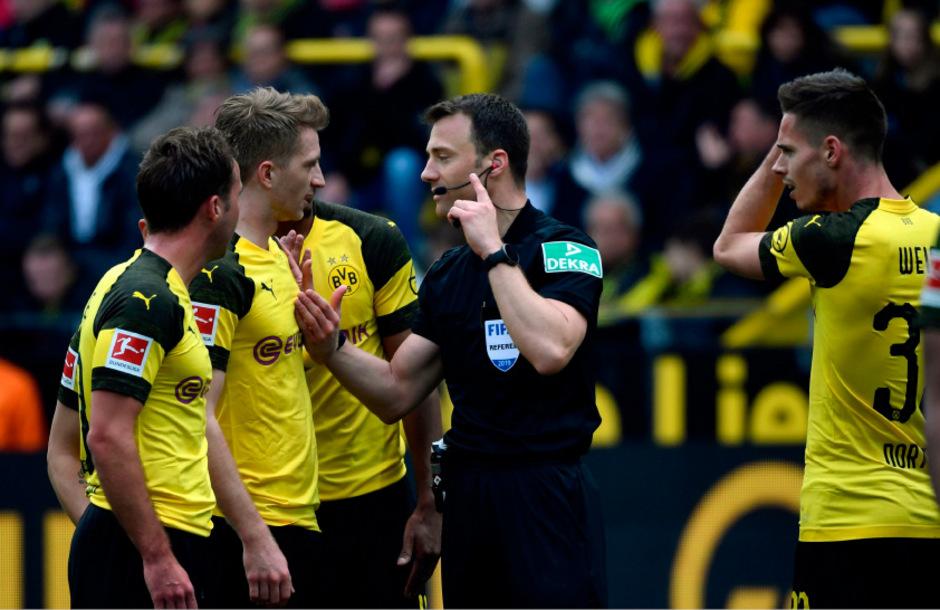 Die Niederlage gegen Schalke offenbarte die Dortmunder Schwäche, in entscheidenden Spielen die Big Points einzufahren.