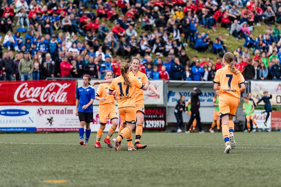 2019 stehen beim Cordial Cup die Girls mit ihrem 10-Jahr-Cup-Jubiläum besonders im Fokus.