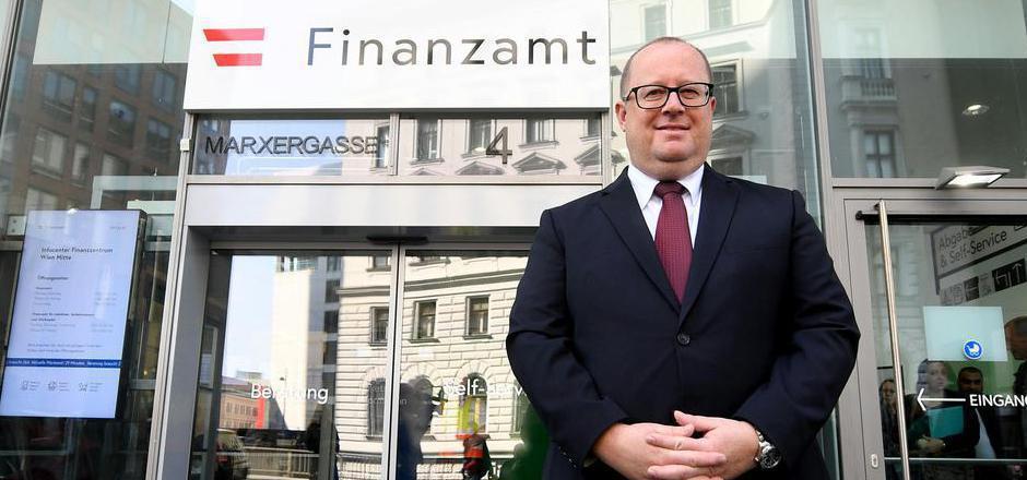 Finanzstaatssekretär Hubert Fuchs arbeitete als Leiter der Task-Force über ein Jahr an der Steuerreform.