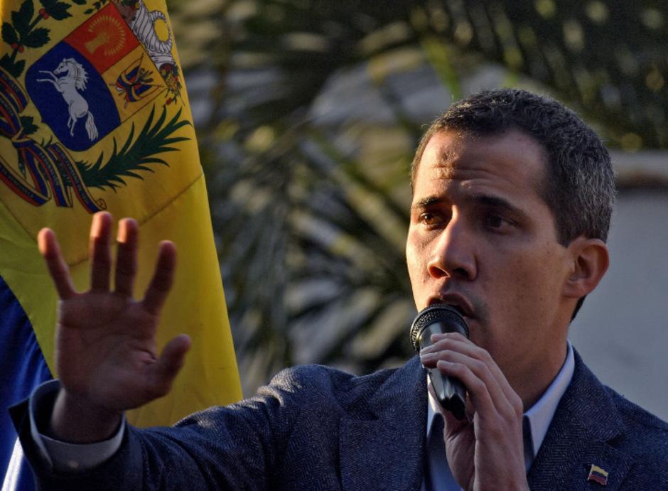 Guaido ist von der Stärke seiner Opposition überzeugt.