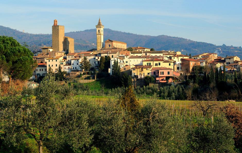 Vinci ist nicht der prominenteste Ort in der Toskana. Im heurigen 500. Todesjahr von da Vinci richten sich aber mehr Augen auf die Stadt, in der ein großer Künstler das Licht der Welt erblickt hat.
