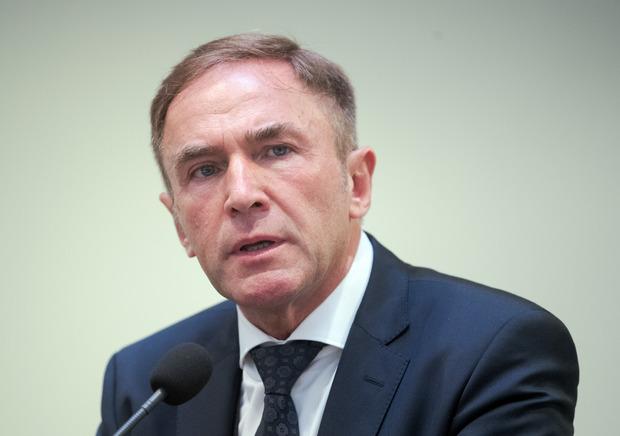 Manfred Sauer zog seine Kandidatur am Samstag zurück.