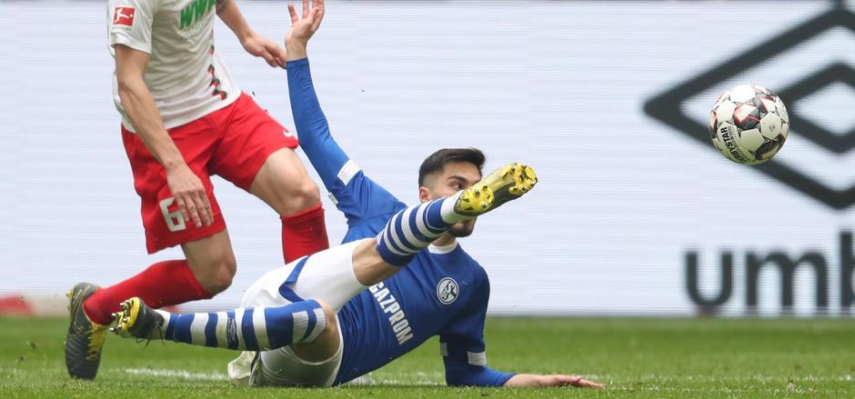 Schalkes Suat Serdar und seine Kollegen fixierten den Klassenerhalt.