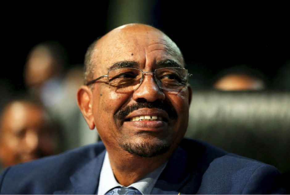 Sudans Ex-Präsident Omar Hassan al-Bashir.