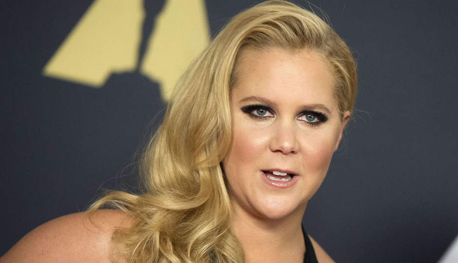 US-Comedian Amy Schumer.