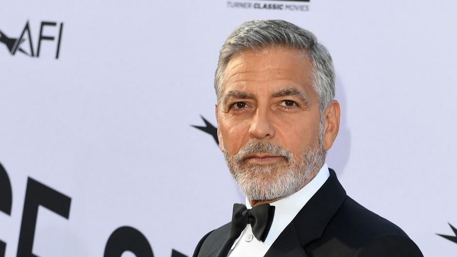 US-Schauspieler George Clooney.