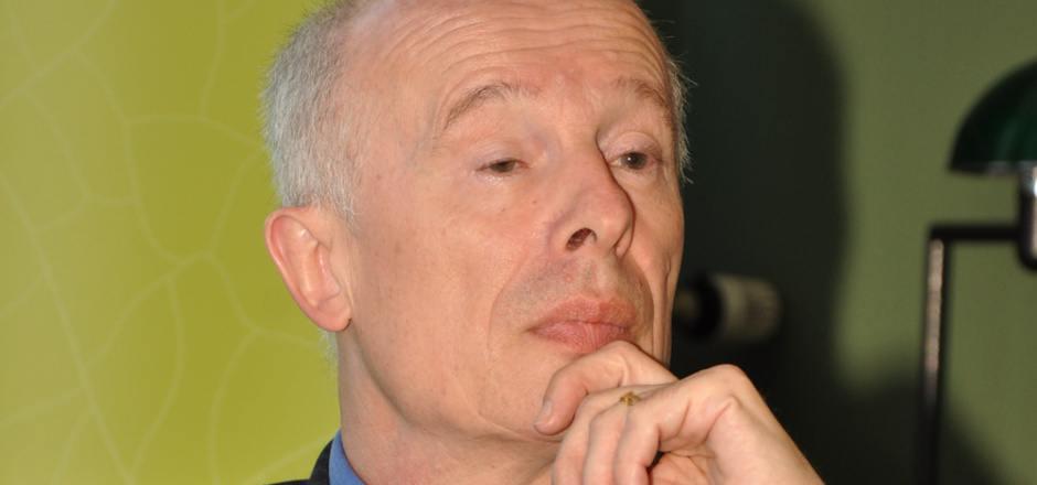 Klimaexperte Hans Joachim Schellnhuber