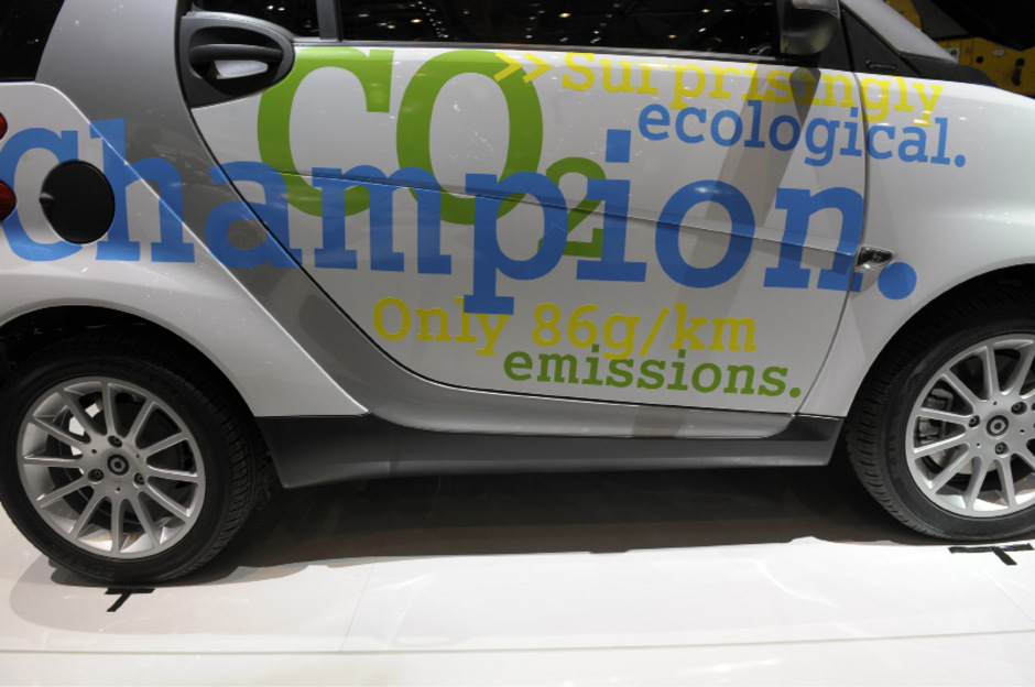 Steuerlich begünstigt werden Hybrid-Fahrzeuge und Autos mit unterdurchschnittlichem CO2-Ausstoß.