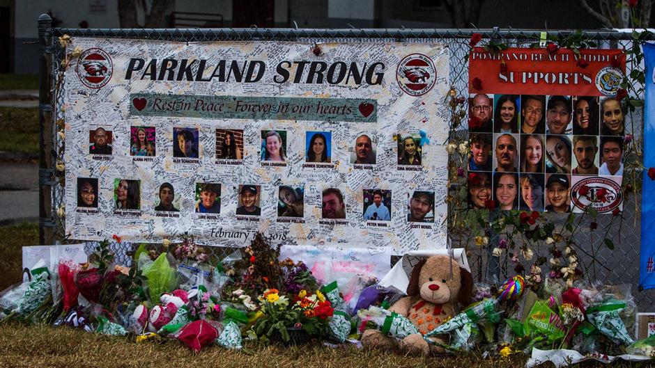 Das Parkland-Massaker zählt zu den schlimmsten Schusswaffenangriffen in der modernen US-Geschichte.