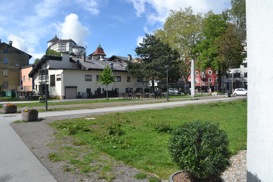 Der Kufsteiner Stadtpark wird neu gestaltet, über das Wie gibt es Diskussionen.
