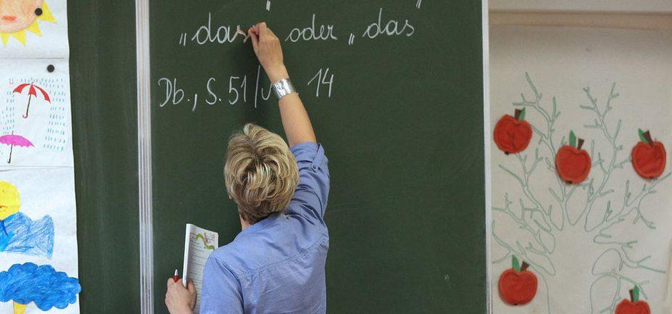 Ein gutes Lehrer-Schüler-Verhältnis reduziert Aggressivität.