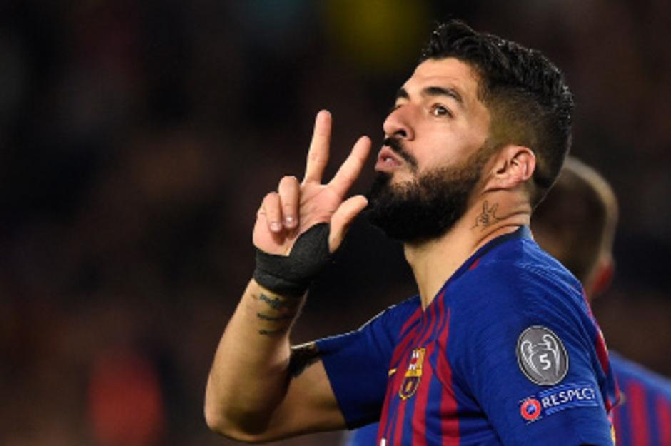 Luis Suarez fehlt dem FC Barcelona im Cup-Finale.