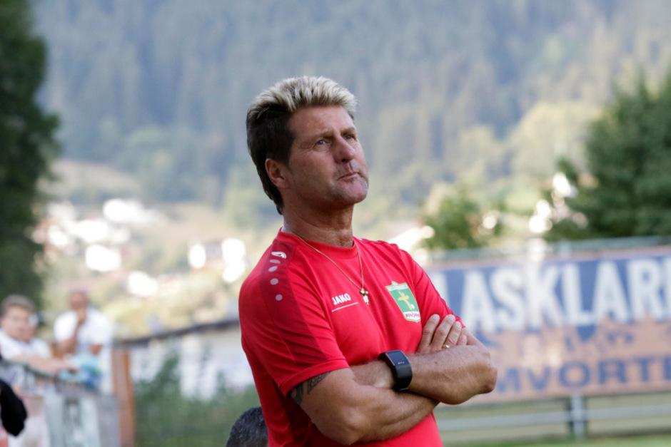 Kitzbühel-Trainer Alex Markl.