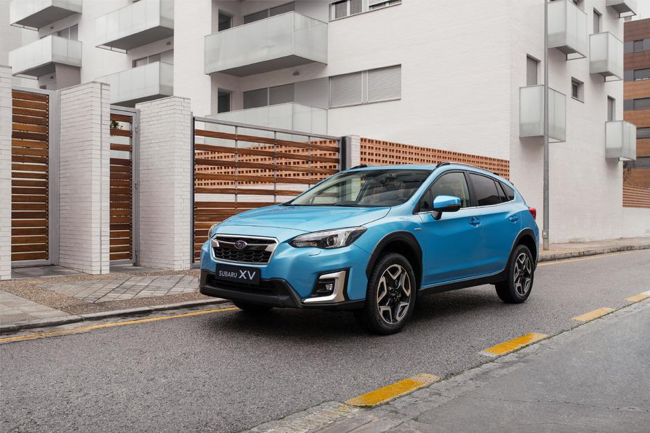 Der neue Subaru XV.
