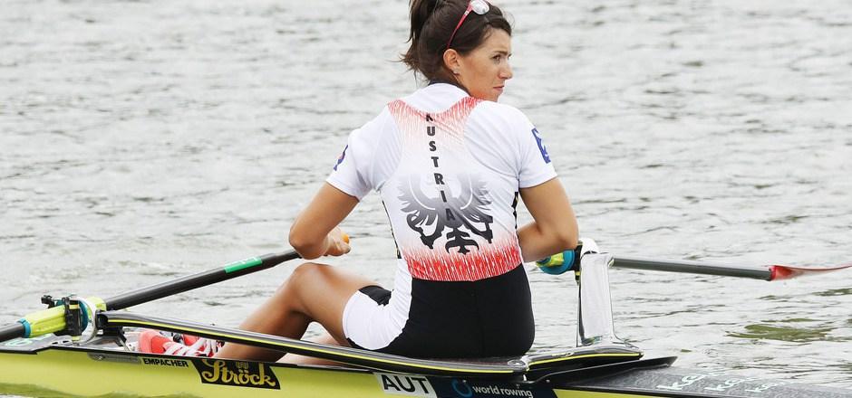 Magdalena Lobnig war eine Klasse für sich.