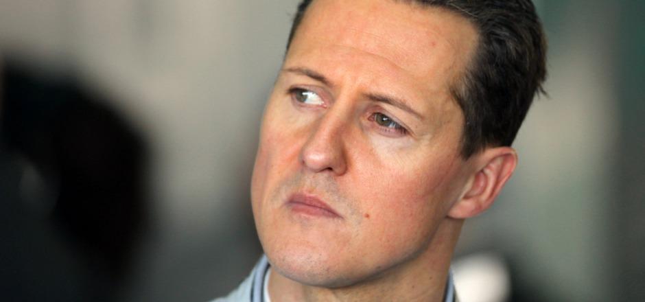 Formel-1-Rekordweltmeister Michael Schumacher.