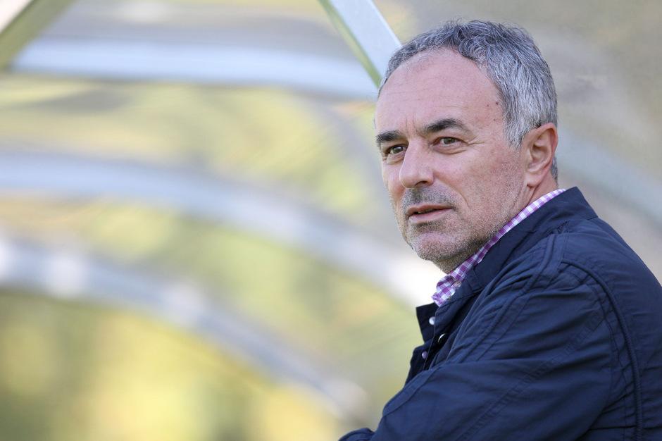 Kematen-Coach Markus Schnellrieder.