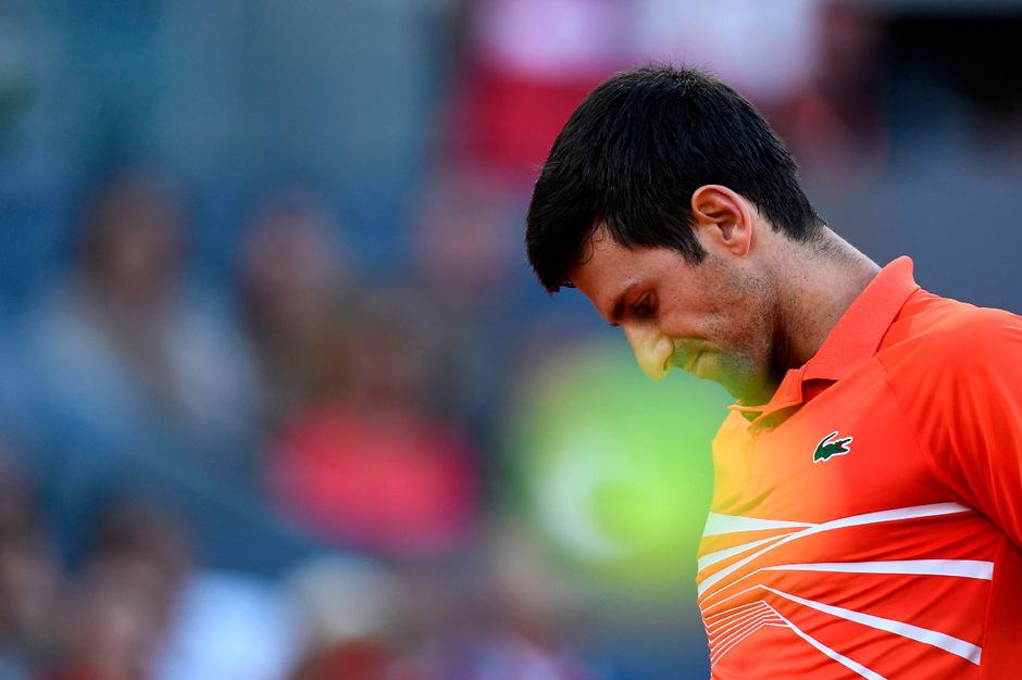 Novak Djokovic dominierte das Tennsturnier von Madrid.