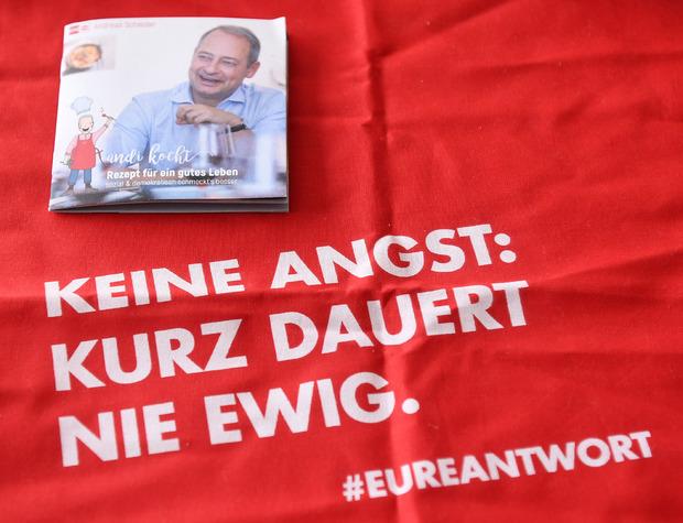 """""""Kurz dauert nie ewig"""": Die SPÖ beruhigt ihre Anhänger."""