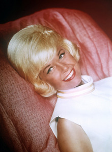 """Mit sauberem Sex-Appeal setzte die Doris Day ihre Verführungskünste auch in den Filmen """"Ein Hauch von Nerz"""" und """"Spion in Spitzenhöschen"""" ein."""