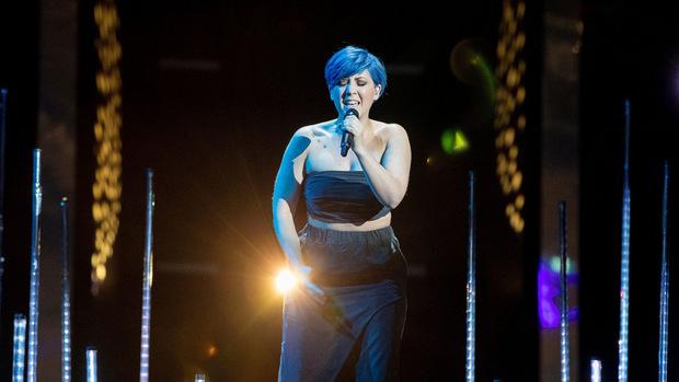 """Pænda vertritt mit """"Limits"""" in diesem Jahr Österreich beim Song Contest. Moderator Eberhard Forcher ist Teil der Expertenjury, die die Acts für den Song Contest aussucht."""