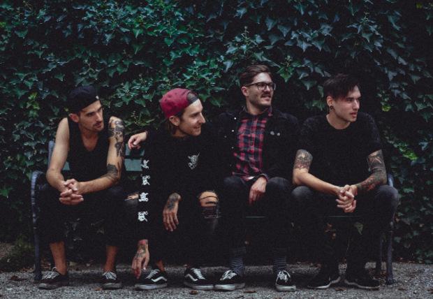Alex Farnik, Christopher Jais, Hubert Halder und Meinhard Taxer stellen ihr Debüt-Album am Samstag in der Jungen Talstation in Innsbruck vor.