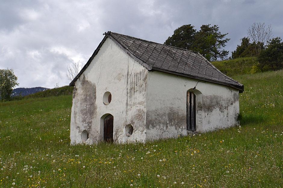 Die Sanierungskosten dieser Kapelle im Weiler See betragen rund 100.000 Euro und sind im Mieminger Budget nicht vorgesehen.