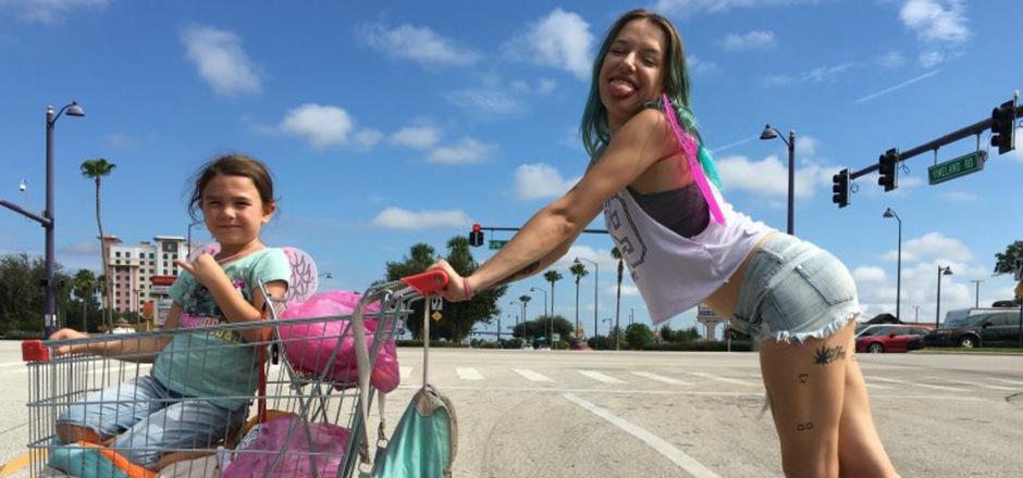 The Florida Project: Überlebenskampf in einer irreal bunten Welt.